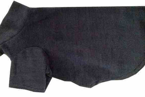 Small Fleece Dog Coat (NAVY)