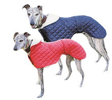Greyhound Dog Coats, UK, Handamde Greyhound
