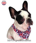 Dog Bandanas and Dog Scarves for all dog Breeds
