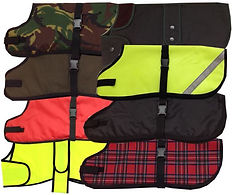Waterproof Dog Coats, Waterproof coats, Winter Dog Coats, UK Dog Clothing