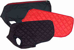Chest Protector Dog Coats, Belly covered dog coats UK