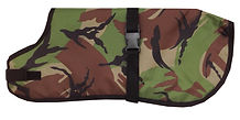 Waterproof Camouflage Dog Coat, Waterproof Dog Coat UK