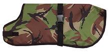 Waterproof Camouflage Dog Coat, Waterproof Dog Coat UK