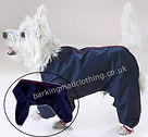 Dog Trouser Suits, All in one Dog suits, Dog Trouser Suit, Dog Suits UK, Discounts