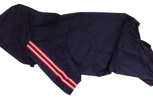 Short leg Dog Suits, Dog Trouser Suits, Navy Dog Suits UK Dog Clothing