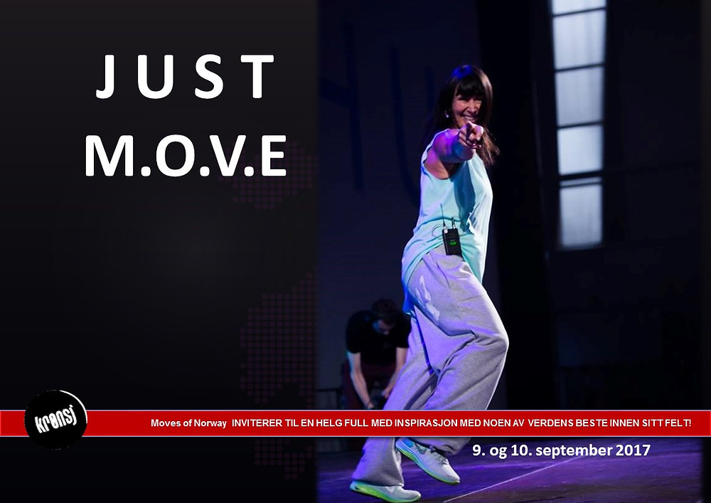 Just MOVE 9. og 10. september
