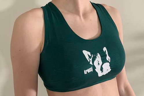 Yogatop green