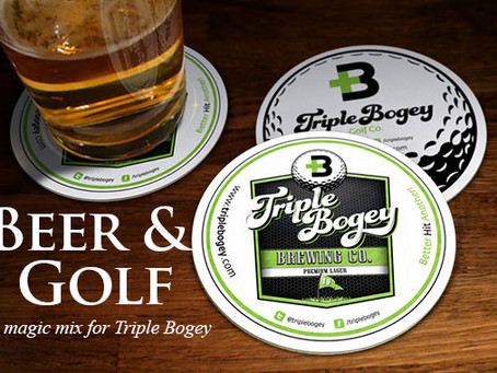 Beer & Golf – A Magic mix for Triple Bogey