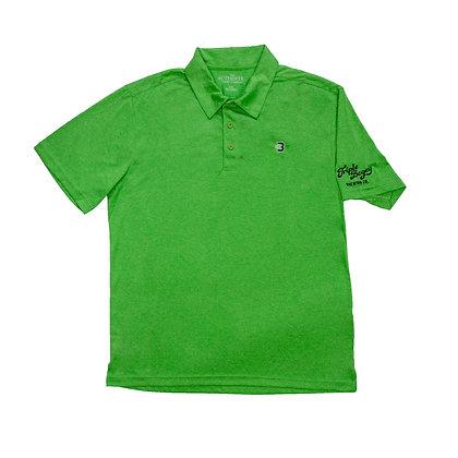 Mens Green Polo