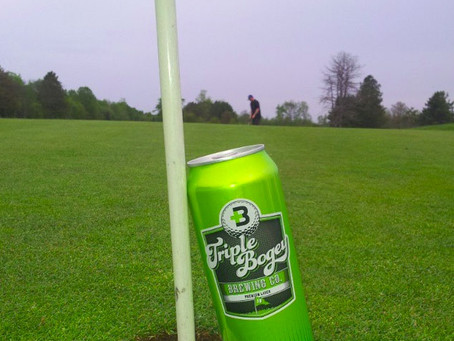 A Quick Round with Geoff Tait of Triple Bogey Brewing & Golf Co.