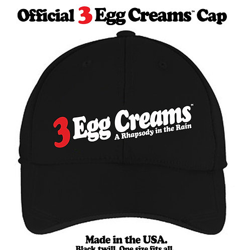 Official 3 EGG CREAMS Hat