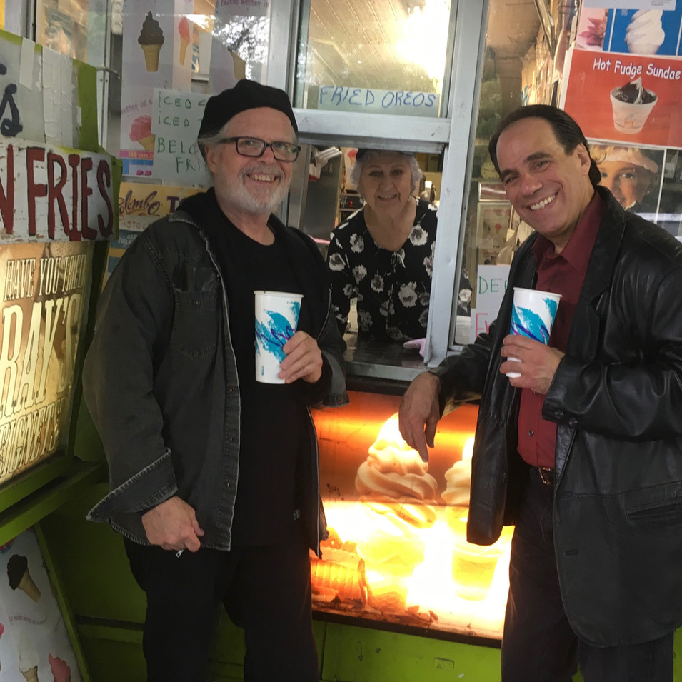 RAY'S CANDY STORE! Serving up the best EGG CREAMS in all of New York City since 1974! We love ya' Ray!