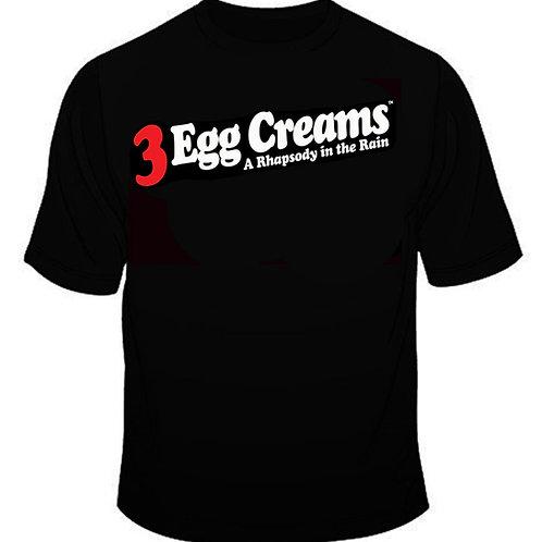 Original 3 EGG CREAMS T-Shirt (short sleeve)
