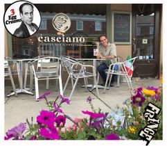 Vin Morrone visits CASCIANO'S in Hammonton!