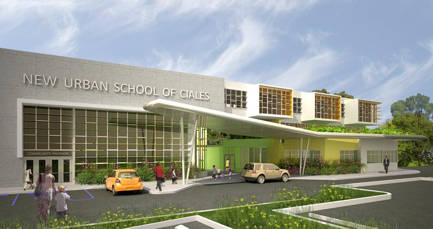 The New Urban School of Ciales