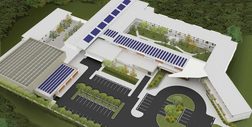 The New School of Corozal