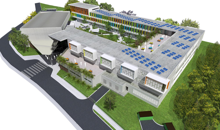 The New School of Barranquita Perspectiv