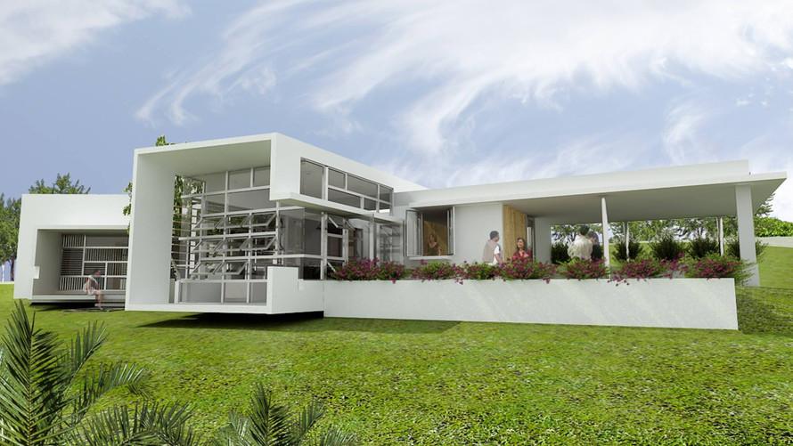 Linda Garden Residence