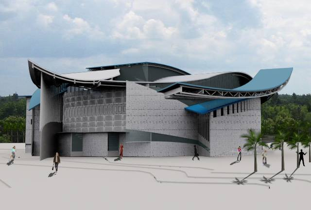 Municipal Coliseum