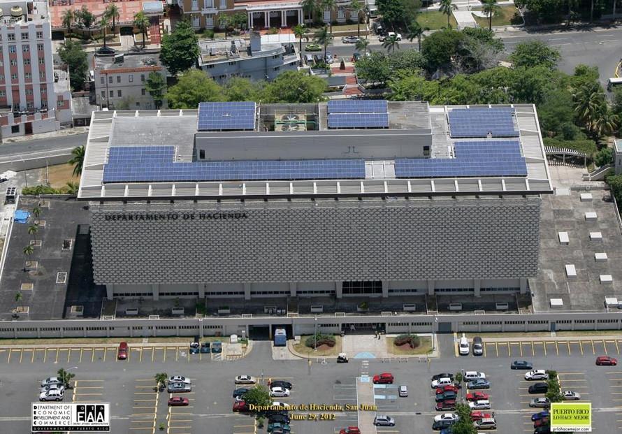 Hacienda Department of Puerto Rico