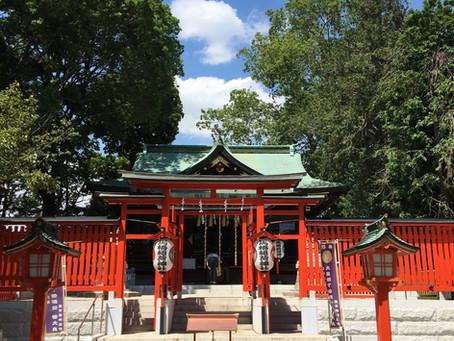 9/7・9/8馬橋稲荷神社「例大祭」出店