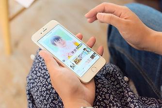 データダウンロード・データ渡し・撮影データ・自宅セレクト・スマートフォン対応