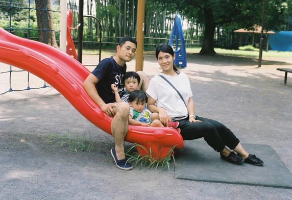 たけのこ公園・小金井公園 ロケーションフォト