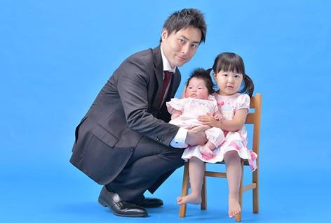 本日撮影にお越しくださったご家族🎵__2歳のお姉ちゃん、とっても優しくて、妹が