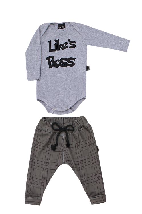 Conjunto Like's Boss