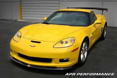 2005-2013 Corvette C6 ZO6/Grand Sport/ZR-1 ONLY APR Front Airdam