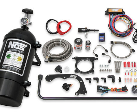 Mustang GT 2011-2014, NOS Plate Wet Nitrous System