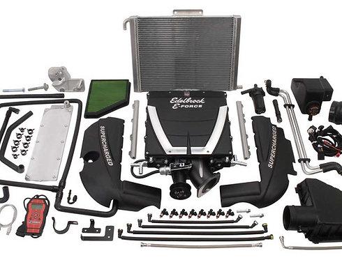 Edelbrock Camaro SS Supercharger System