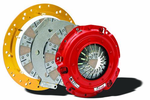 McLeod RXT Twin Disc Clutch Kit, Aluminium Flywheel, LS-Series