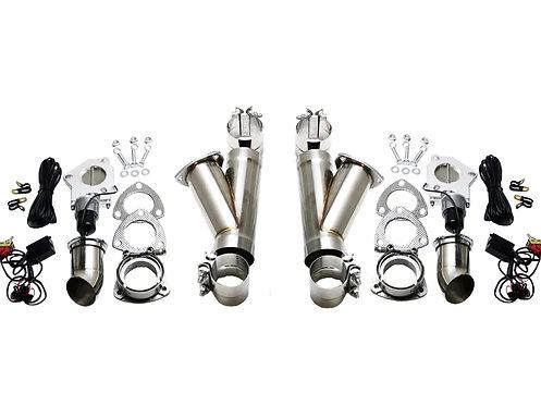 "5"" Exhaust Cutouts"