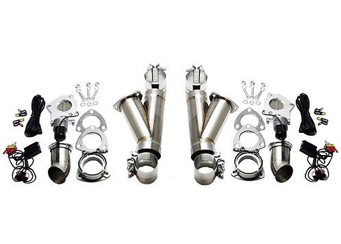 "3"" Exhaust Cutouts"