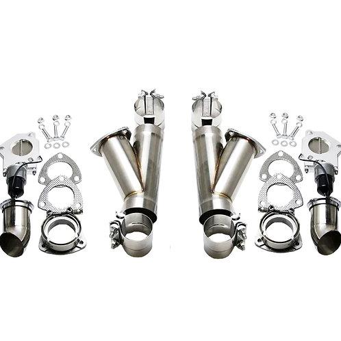 "4"" Exhaust Cutouts"