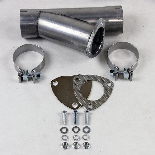 "2"" Manual Exhaust Cutouts"