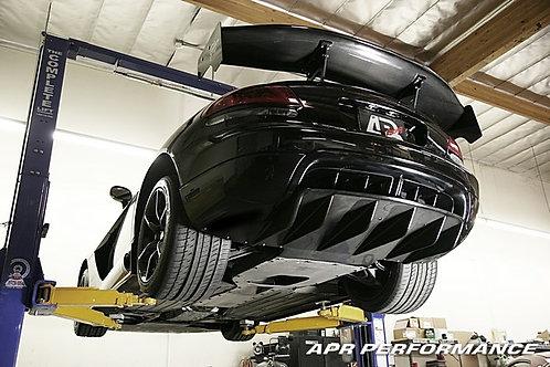Viper SRT10 Carbon Fiber Rear Diffuser