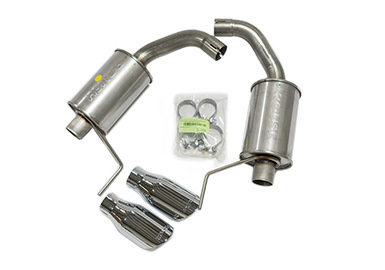 """Roush 2-1/2"""" Axle Back Exhaust System"""