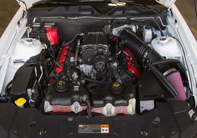 Roush Phase 2 Supercharger 2011-2014 Mustang GT