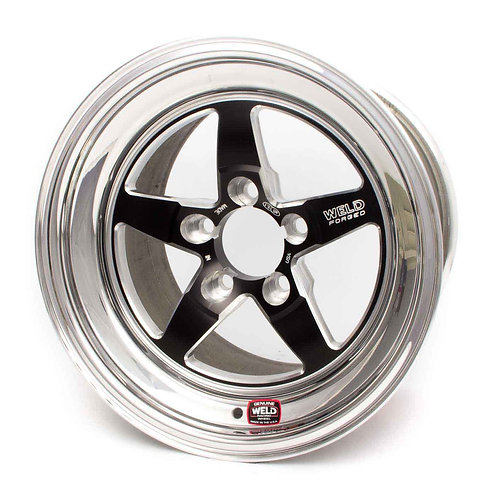 WELD Racing S71 Rear Wheels, Corvette/Camaro
