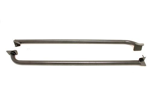 Subframe connectors, weld-on, tubular