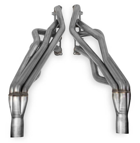 2008-2019 Challenger Hooker BlackHeart Long Tube Headers - Stainless
