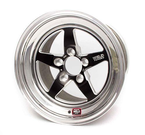 WELD Racing S71 Front Drag Wheels, Corvette/Camaro
