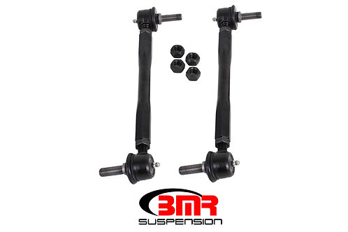 End link kit for sway bars, front
