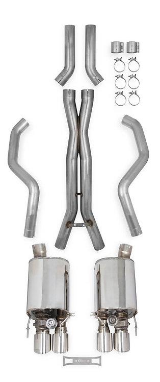 Hooker C6 Corvette Header-Back Exhaust System