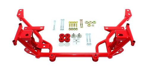 K-member, standard motor mounts, standard rack mounts
