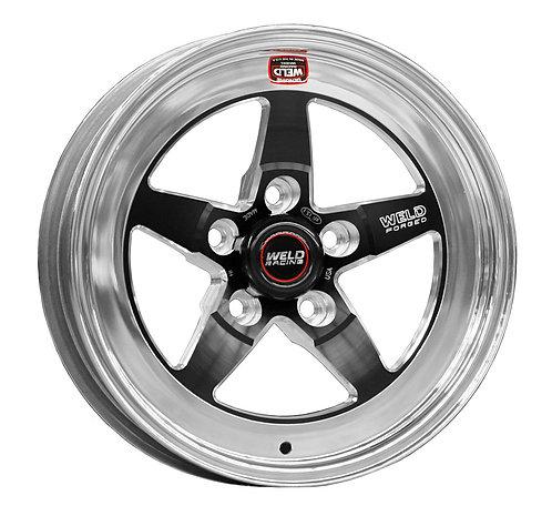 WELD Racing S71 Rear Wheels, Mustang