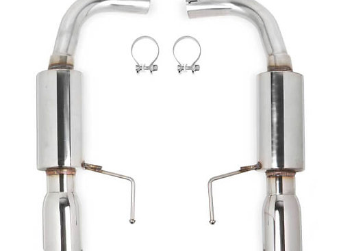 2015-19 MUSTANG EcoBoost Flowtech Axle-Back Exhaust System