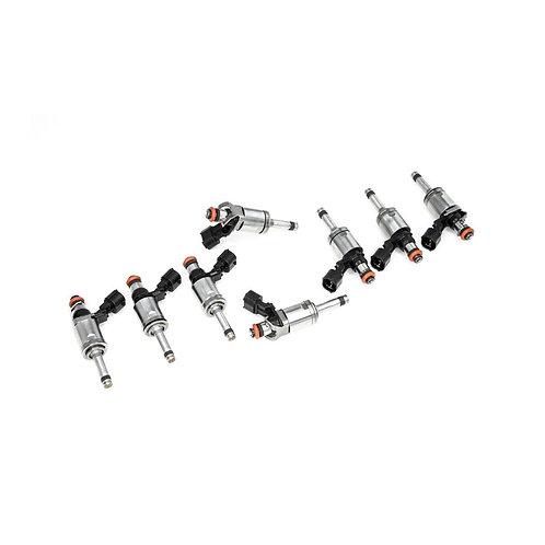 Matched set of 8 injectors 1700cc/min
